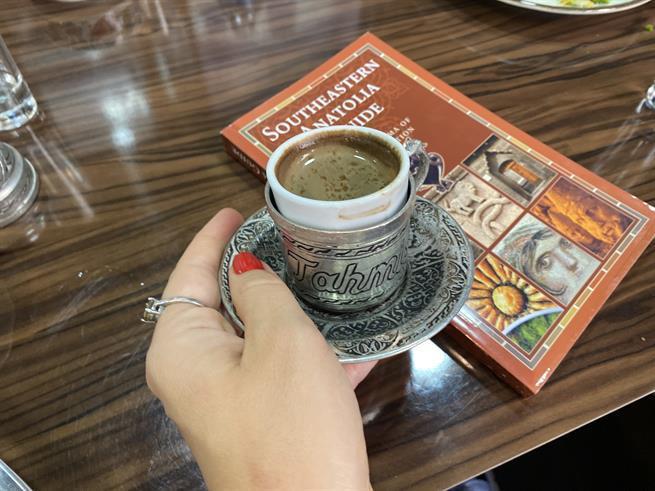 турецкий кофе особенности
